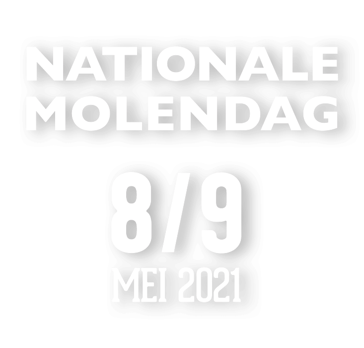 Nationale Molendag 8/9 mei 2021